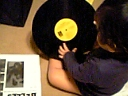 レコードが気になる。
